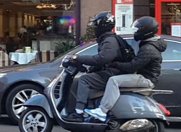 Moped riding criminals arrested in Fulham