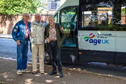 Plea Made To Help Fund Van for Sheltered Accommodation