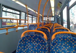 New Normal on Buses Could Be Just Ten Passengers