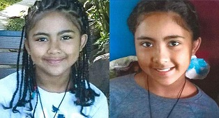 Have You Seen Sisters Maya and Fitia?