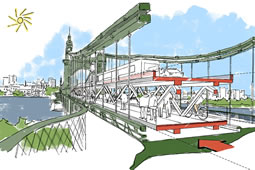 Double Decker Hammersmith Bridge Feasible According to Report