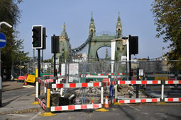 Early Reopening of Hammersmith Bridge To Pedestrians Ruled Out
