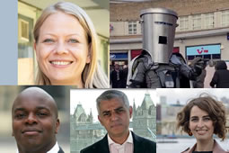 Twenty Candidates Aiming To Be London Mayor