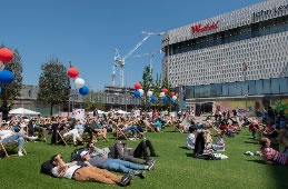 Open Air Cinema and Bar Comes to Westfield