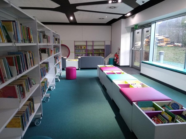 Shepherd's Bush Library reopened after upgrade