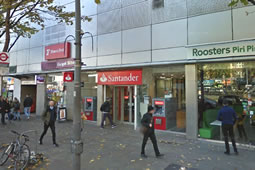 Santander Announces Intention To Close In Shepherd
